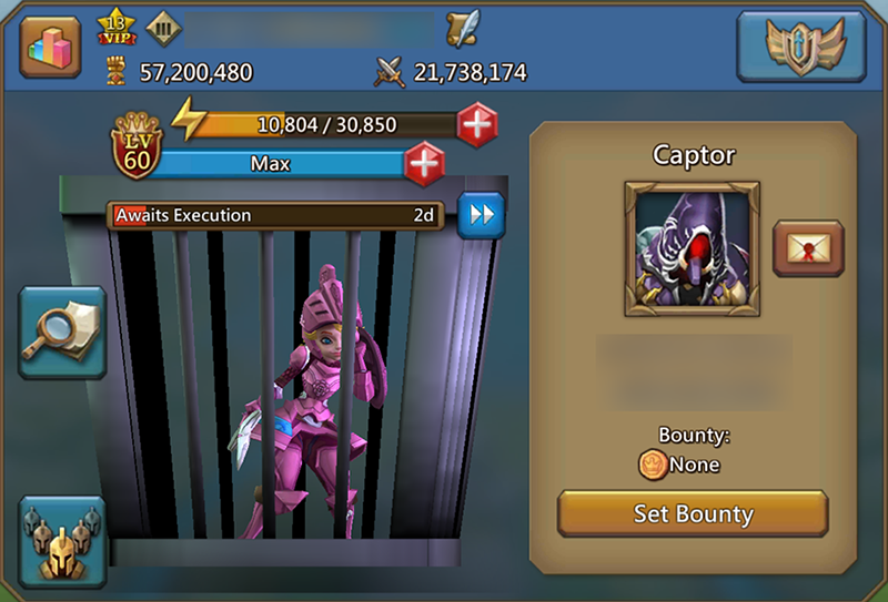 What Happens If Your Leader Gets Captured In Lords Mobile