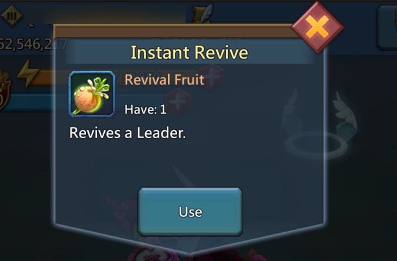use revival fruit