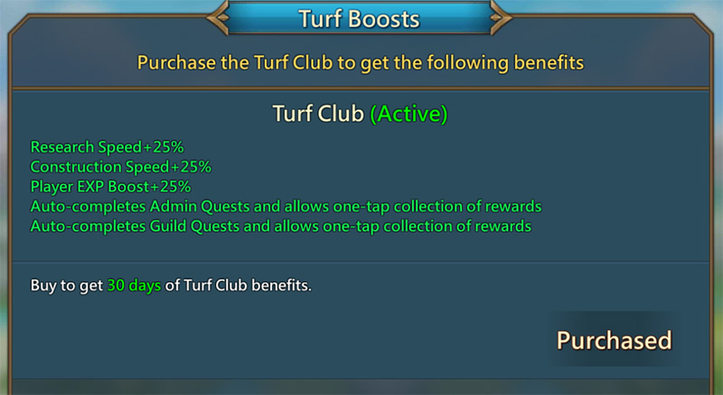 turf club active